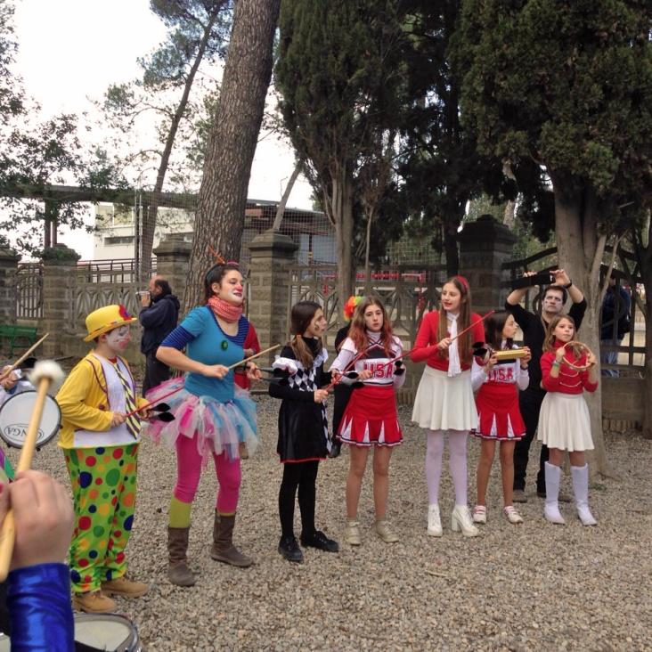 Batucada Carnaval 2015